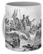 British At Aboukir, 1801 Coffee Mug