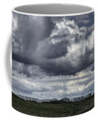 Brittany Coast Storm Coffee Mug