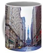 Broad Street Avenue Of The Arts Coffee Mug