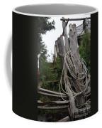 Broken And Beaten Coffee Mug