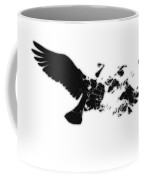 Broken Peace Coffee Mug