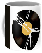 Broken Record Coffee Mug