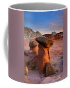 Brokentop Hoodoo Sunset Coffee Mug