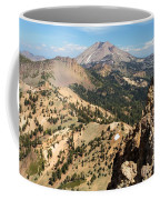 Brokeoff Mountain Peak Coffee Mug