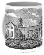 Bront�: Boarding School Coffee Mug