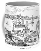 Brooklyn Ferry, C1765 Coffee Mug