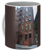Brooklyn New York - 126 Front Street. Coffee Mug