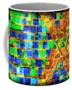 Brooklyn Tile Abstract Coffee Mug