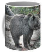 Brown Bear Coffee Mug