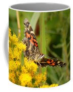 Brown-eyed Beauty Coffee Mug