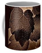 Brown Ivy Coffee Mug