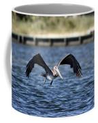 Brown Pelican - Low Flyer Coffee Mug
