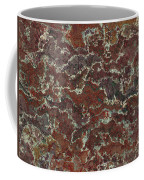 Brown Stone Abstract Coffee Mug