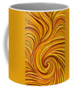 Brown Swirl Coffee Mug