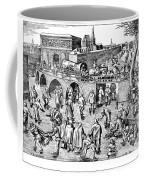 Bruegel: Ice Skaters Coffee Mug