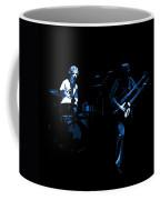 Bruford And Rutherford Blue Coffee Mug