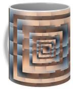 Brushed 04 Coffee Mug