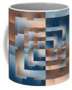 Brushed 12 Coffee Mug by Tim Allen
