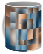 Brushed 14 Coffee Mug by Tim Allen