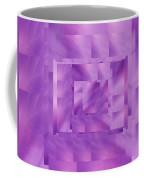 Brushed Purple Violet 11 Coffee Mug
