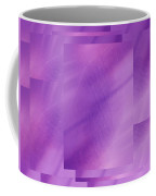 Brushed Purple Violet 6 Coffee Mug
