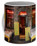 Brussels - Restaurant Savarin Coffee Mug