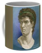Brutus, Roman Politician Coffee Mug