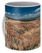 Bryce Canyon Panaramic Coffee Mug