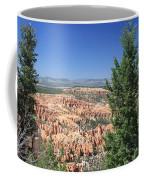 Bryce Canyon Panoramic Coffee Mug