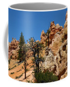 Bryce Canyon Santa Clause Coffee Mug