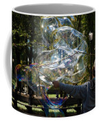 Bubble Blowr Of Central Park Coffee Mug