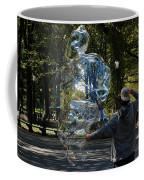 Bubble Boy Of Central Park Coffee Mug