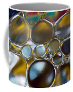 Bubbles II Coffee Mug