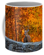 Buck Digital Painting - 01 Coffee Mug