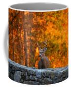 Buck In The Fall 01 Coffee Mug