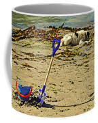 Bucket And Spade Coffee Mug