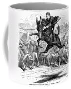 Bucking Mule, 1879 Coffee Mug