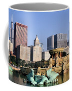 Buckingham Fountain - 4 Coffee Mug