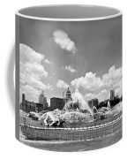 Buckingham Fountain In Chicago Coffee Mug