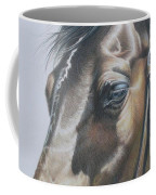 Buckles And Belts In Colored Pencil Coffee Mug