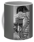 Bud'd Broiler New Orleans-bw Coffee Mug