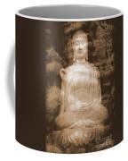 Buddha And Ancient Tree Coffee Mug