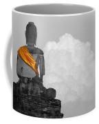 Buddha Contemplation Coffee Mug