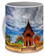 Buddha Temple Coffee Mug