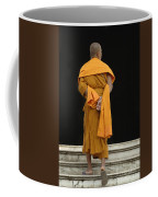 Buddhist Monk 1 Coffee Mug by Bob Christopher