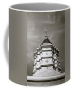 Buddhist Temple Wat Luang In Chiang Khong In Thailand Coffee Mug