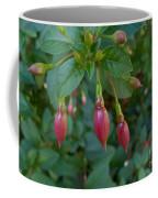 Budding Fuchsia Coffee Mug