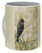 Budding Spring Song Coffee Mug