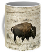 Buff Profile Coffee Mug
