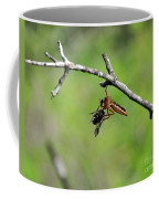 Bug Eat Bug Coffee Mug